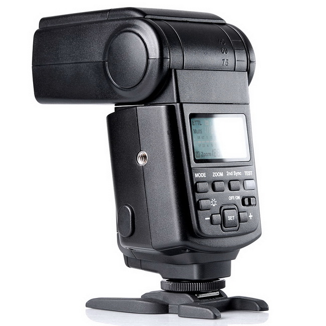 Godox TT680N E-TTL II Superior Camera Flash Light Speedlite with mini stand for Nikon EOS Camera Flash Light суперраскраски мини альбом с наклейками 1 комплект 6 видов издательство алфея
