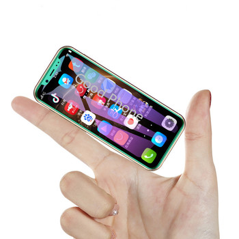 2019 New Small 4G Mini Smartphone K-TOUCH I9 Android 8.1 Metal Frame CellPhone Face ID WiFi Dual SIM Mobile Phone laptop bag