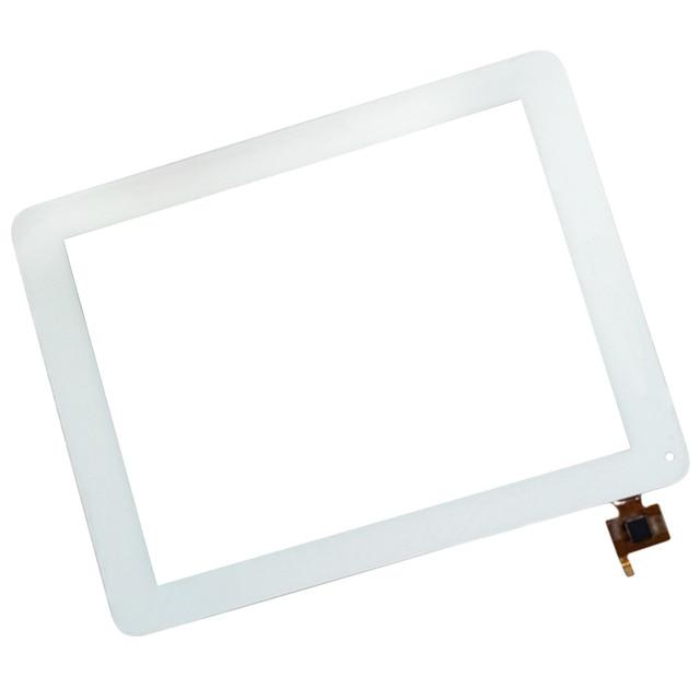 9.7 Pulgadas Blanco OEM Compatible con RS_CQ903_m904_VER1.0 Touch Panel Digitalizador Del Sensor de Cristal de Reemplazo