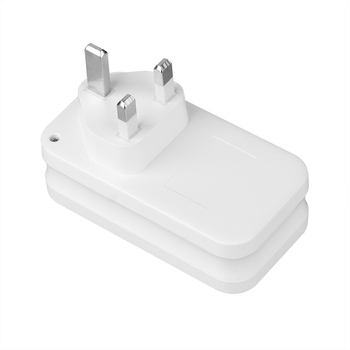 Remote Switch Outlet | Zigbee 3.0 UK Power Socket Compatible With SamrtThings Echo Plus Smart Gadget Switch Wireless Phone APP Remote Outlet