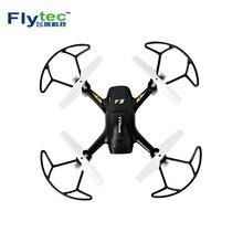Ty Flytec T3 WiFi câmera FPV rc quadcopter mini rc modelo brinquedos zangão com câmera de 2mp altitude hold função Rc helicóptero