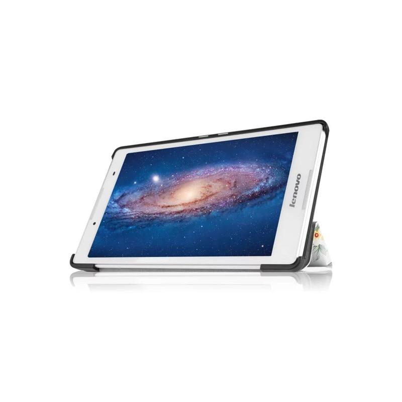 Lenovo Tab 2 A8-50F A8-50LC Dəri örtük üçün YNMIWEI Tab3 8 - Planşet aksesuarları - Fotoqrafiya 6