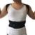 2016 Nova bolsa de Ombro Suporte Para as Costas Terapia Magnética Belt Banda Posture Corrector Saúde Aliviar A Fadiga de Volta Parte Traseira Ajustável