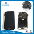 I9500 I9505 Display LCD for Samsung S4 i9500 i9505 i337 LCD Screen with Touch Display Digitizer with Bezel Frame Full Assembly