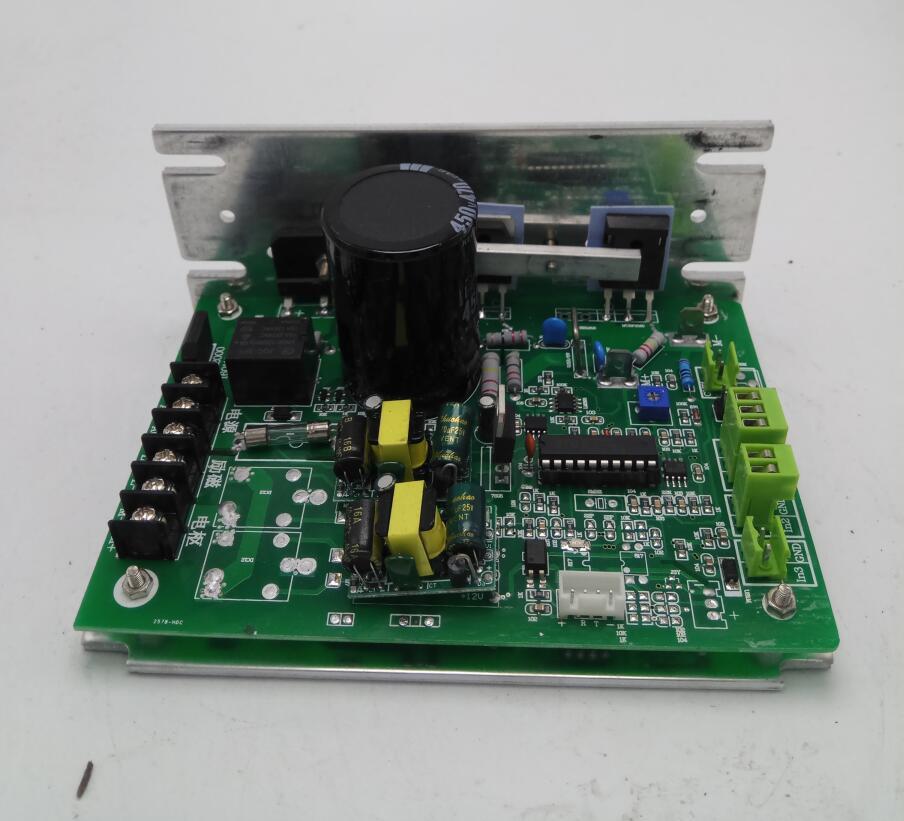 220V Volt Excitation Motor Driver Controller Permanent Magnet Speed Regulating Board DC Motor Governor Main Board220V Volt Excitation Motor Driver Controller Permanent Magnet Speed Regulating Board DC Motor Governor Main Board
