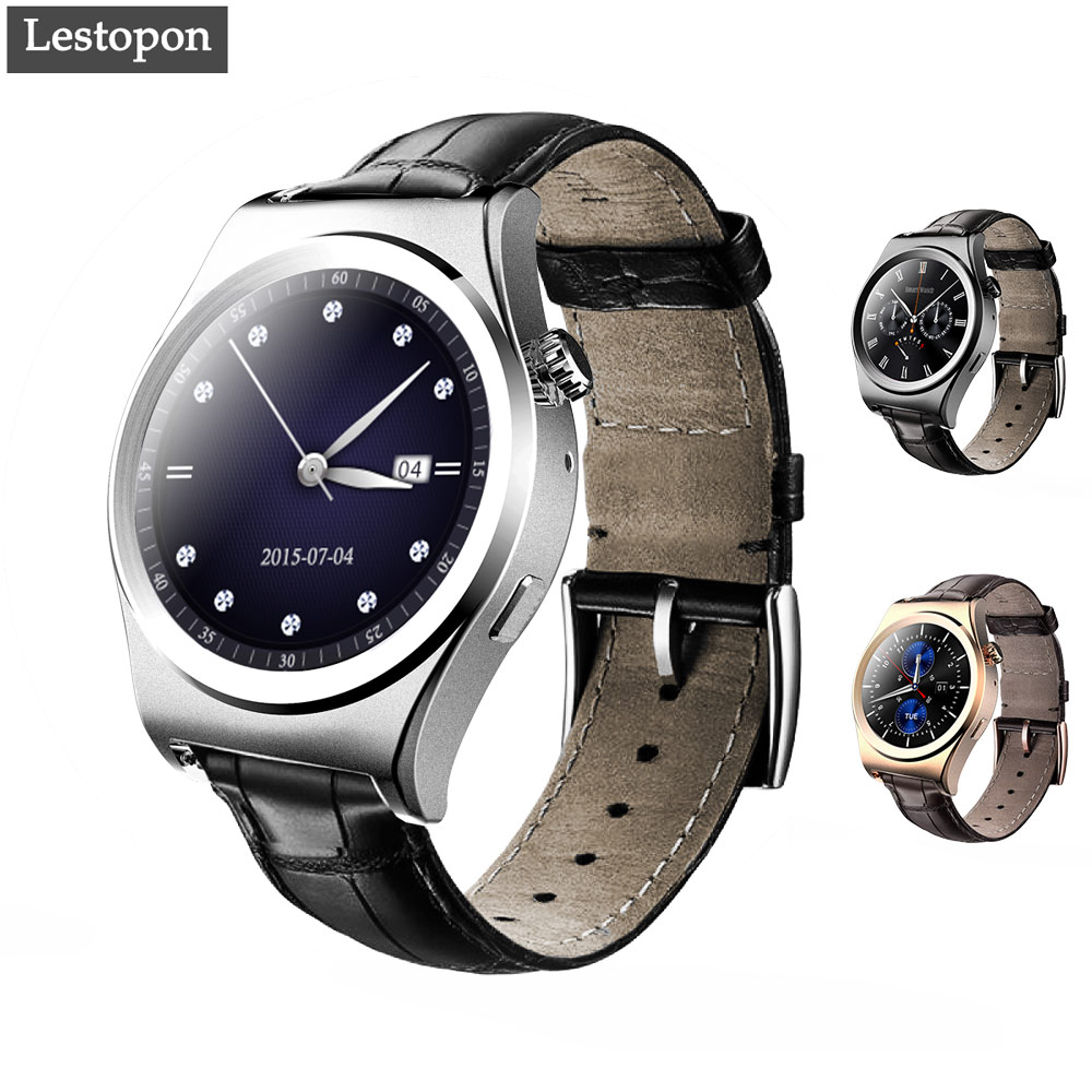 Lestopon Smart watch Android Men Smartwatch  And Woman Watch Heart Rate Health Classical Housekeeper Sleep Monitor hatem alhadainy oral health and heart
