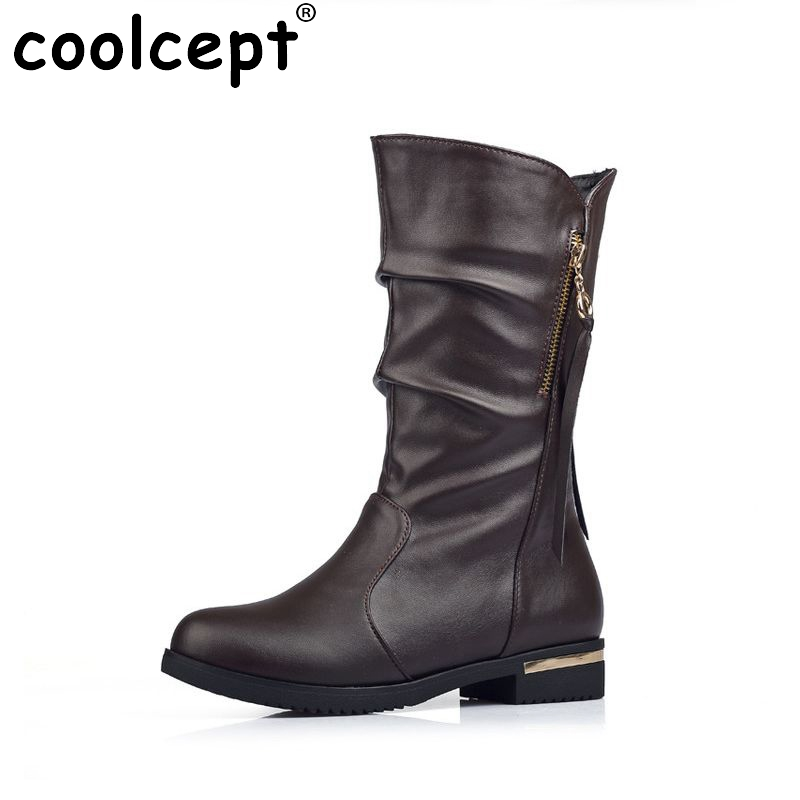 women flat half short sexy boots winter martin snow boot classics quality footwear office warm botas shoes P19939 size 34-42 lacywear комплект kmd 11 bot
