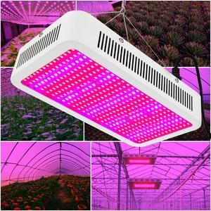 Image 2 - 400 נוריות לגדול אור ספקטרום מלא 400W 600W מקורה צמח Phytolamp לצמחים Vegs הידרופוניקה צמיחת פריחת פרח חממה