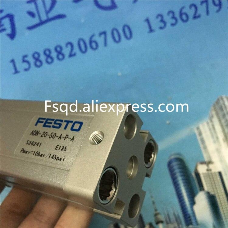 ADN-20-50-A-P-A 536241 compact cylinder ADN series