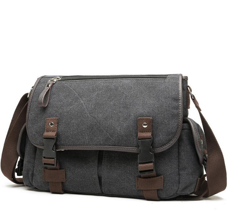 yesetn bag 010517 man canvas shoulder bag male casual messenger bag 3