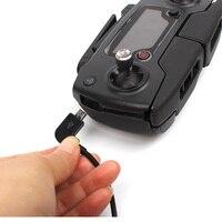 Кабель для передачи данных для DJI Spark/MAVIC Pro/Mavic 2 Air/Mini Control Micro USB to Lighting/Type C/Micro line для IPhone/Pad для xiaomi 2