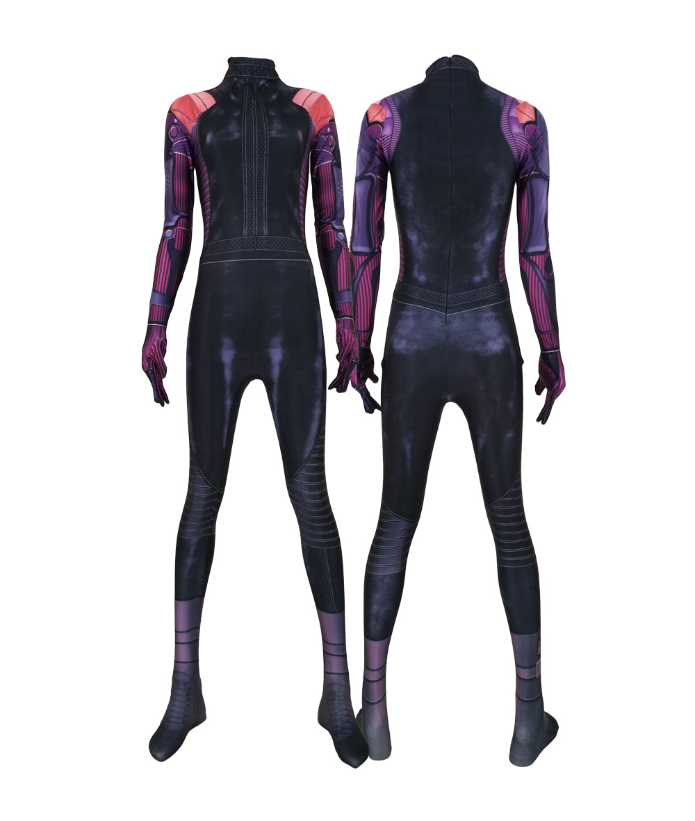 Alita Battle Angel Ainclu New Alita Cosplay Costumes 3D Printed Lycra Spandex Halloween Zentai Bodysuits for