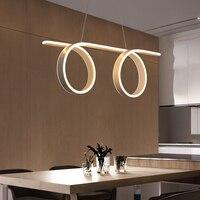 Новый современный Led люстра, подвесной светильник для Гостиная Обеденная бар Кухня подвесной светильник подвесной лампа, подвесной светиль