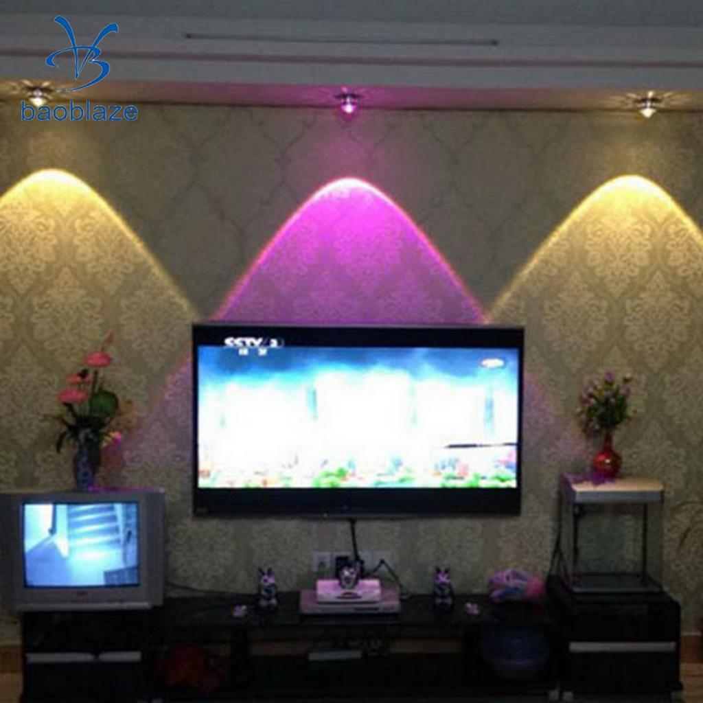 3 Вт LED 85-265 В Алюминий потолок Подпушка Встраиваемый свет лампы прожектор теплый белый Спальня Гостиная прихожей отель КТВ магазине