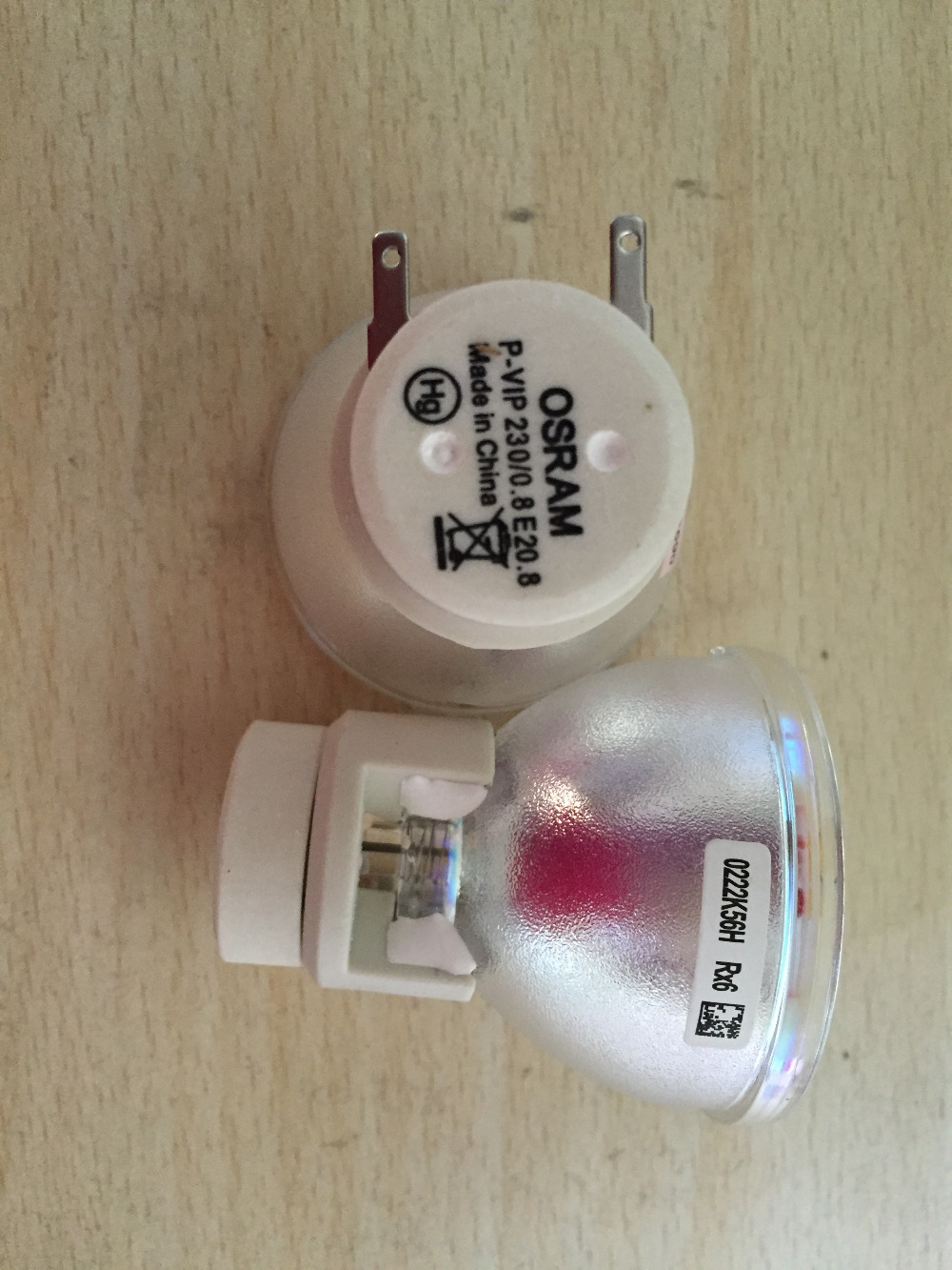 ФОТО Original bare projector lamp bulb BL-FP230I / SP.8KZ01GC01 for Optoma HD33 HD3300 HD300X HD3300X