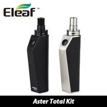 New Eleaf Aster Total Kit Internal Battery 1600mAh Aster Total Mod 25W / IC Head 1.1ohm 2ml Electronic Cig vs ijust s kit