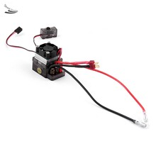 320A High Voltage Brushed Speed Controller ESC for RC Car Truck Boat