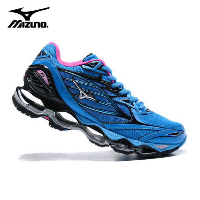2018 Hot Sale Original Mizuno Wave Prophecy 6 Women Shoes Sneakers  Weightlifting Shoes Woman Running Shoes Size 36-41 e249c16edc