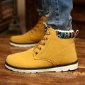 High Top Boots Warm Fur  Men Winter Shoes Snow Boots,full Grain Leather Super Men Winter Shoes For Russian