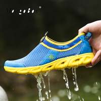 KERZER Water Shoes For Women Quick Drying Aqua Shoes Women Breathable Outdoor Sandals Light Girls Wading