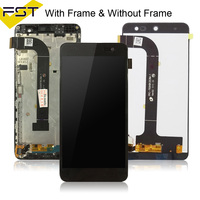 For Wileyfox Swift lcd Touch screen+ lcd screen display assembly for Wileyfox swift lcd with frame Smartphone replacement+Tools