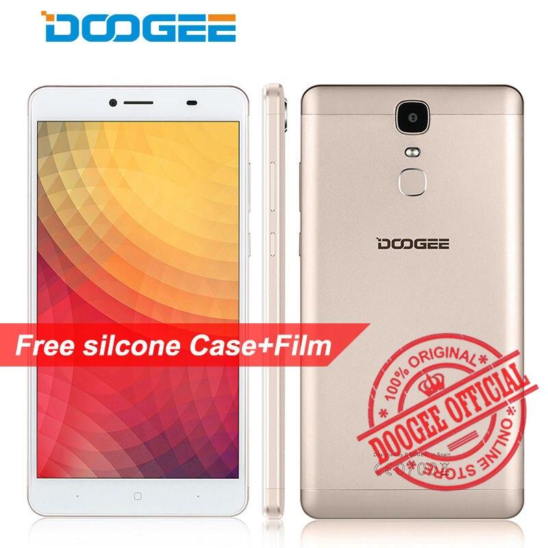 Цена за Оригинал doogee y6 макс 4 г мобильный телефон android 6.0 3 ГБ оперативной памяти 32 ГБ ROM MTK6750T окта основные 1080 P 13MP Камера Dual Sim Мобильный телефон