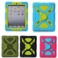 new hot! Spider Shockproof Drop resistance Waterproof With Stand Cover case For ipad iPad Mini 1 2 Tablets & e-Books Case