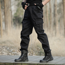 Modis Military Cargo Pants Men Cotton Army Tactical Trousers Sweatpants Stretch Flexible Pant Pantalon Homme New