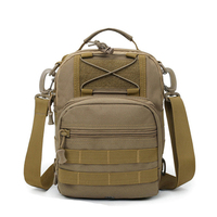 TACTICAL Bags Militari Outdoor Military Camo Sling Pack 900D Nylon Urban Sports Chest Bag SWAT Hunting