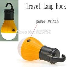 Туристическая плоский режим aaa палатка пластик факел фонарь abs висит аккумулятор