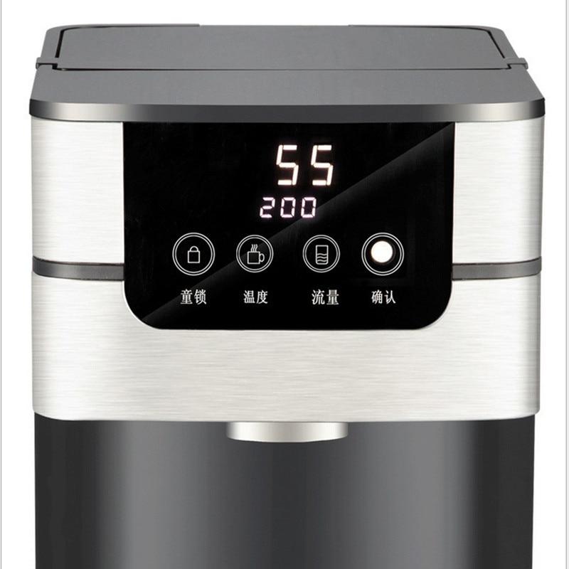 220 V 4L distributeur automatique d'alimentation en eau chauffage rapide Machine à eau bouillante instantanée verrouillage automatique des enfants après utilisation-in Bouilloires Électriques from Appareils ménagers    2