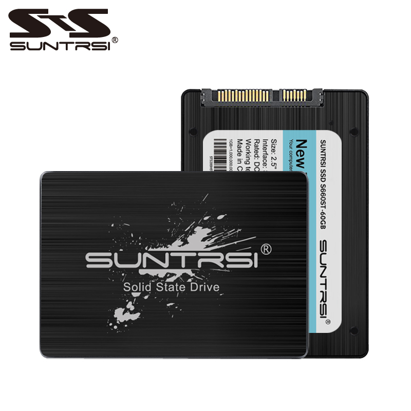 Suntrsi <font><b>SSD</b></font> Disk <font><b>120gb</b></font> Hard Drive <font><b>SATA3</b></font> HDD Drive High Quality 2.5 inch Internal Solid State Disk for Laptop PC Free Shipping image