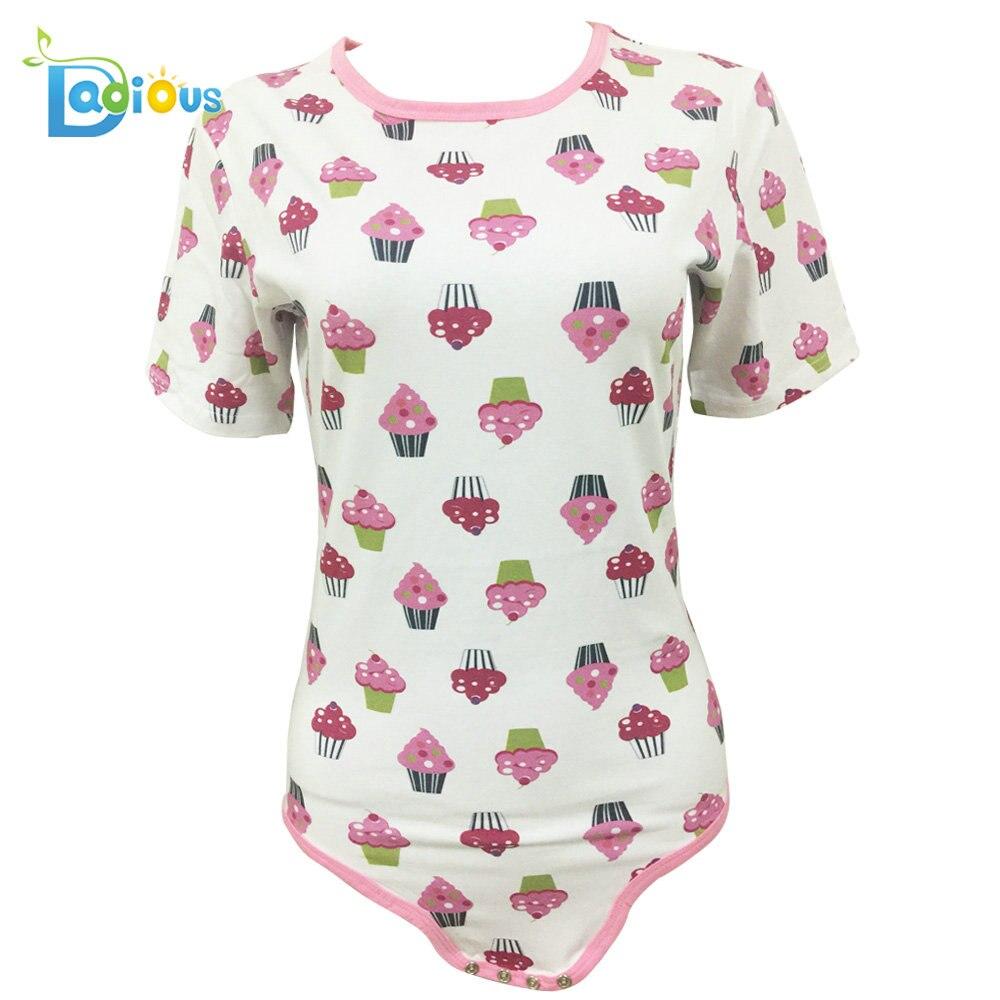 TEN@NIGHT Women Onesie Adult Baby Christmas Pajamas Abdl Baby Romper ...