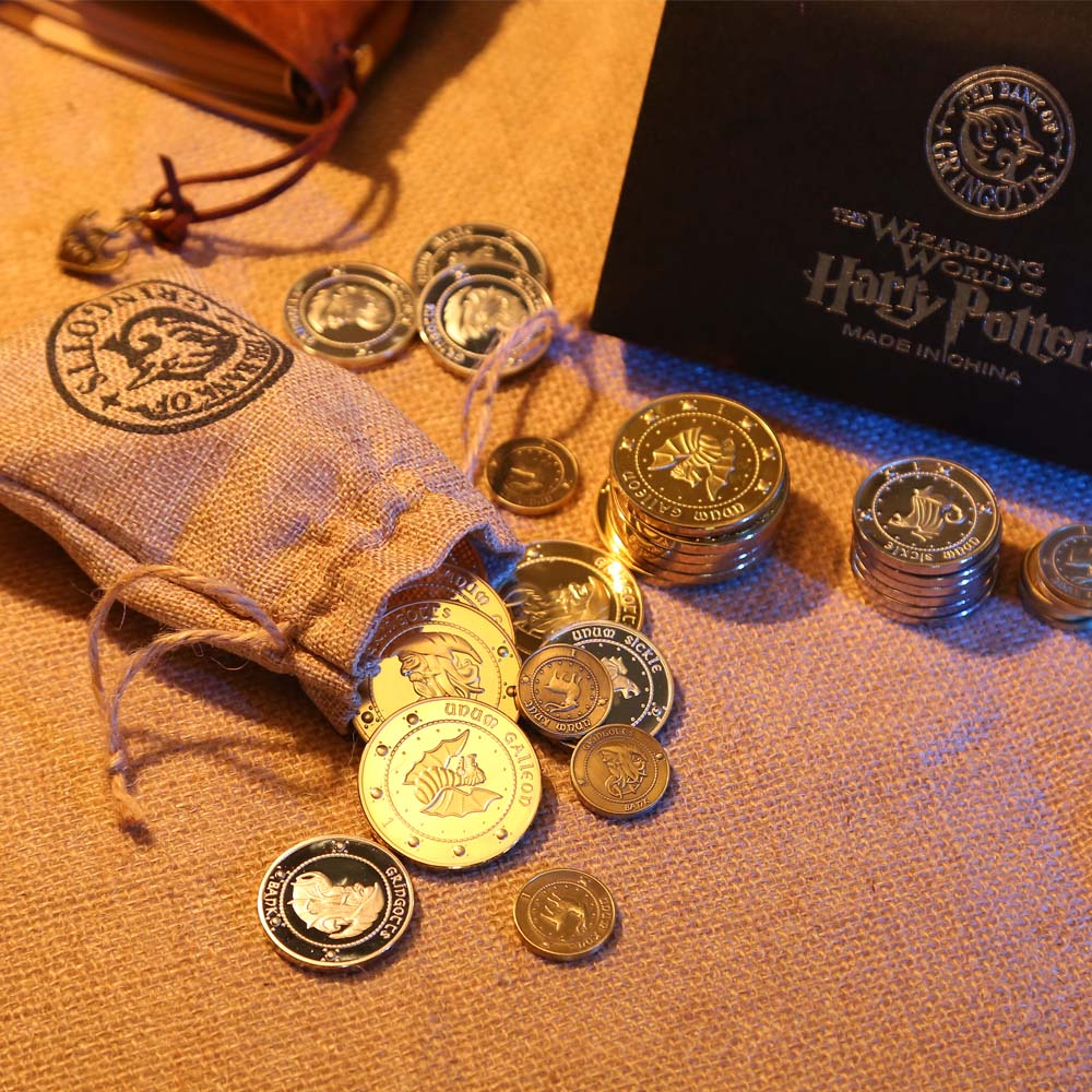 Harry Potter Coins Collection