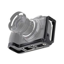 Quick Release L-bracket Camera Hand Grip for Nikon Z7 Z6 LB-Z7 Base Side Plate & Vertical L Plate Camera Bracket Accessories