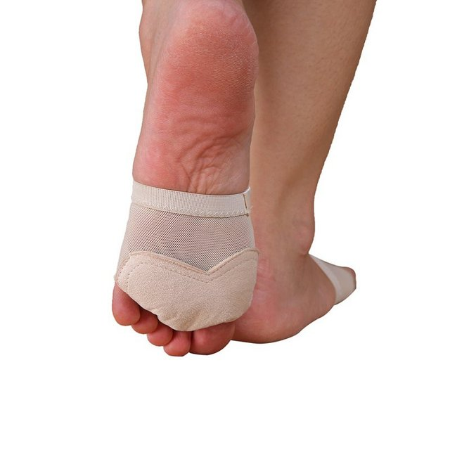 Foot Care Tool Belly Ballet Dance Foot Thong Toe Pad Practice Shoes Metatarsal Forefoot Half Foot Protection