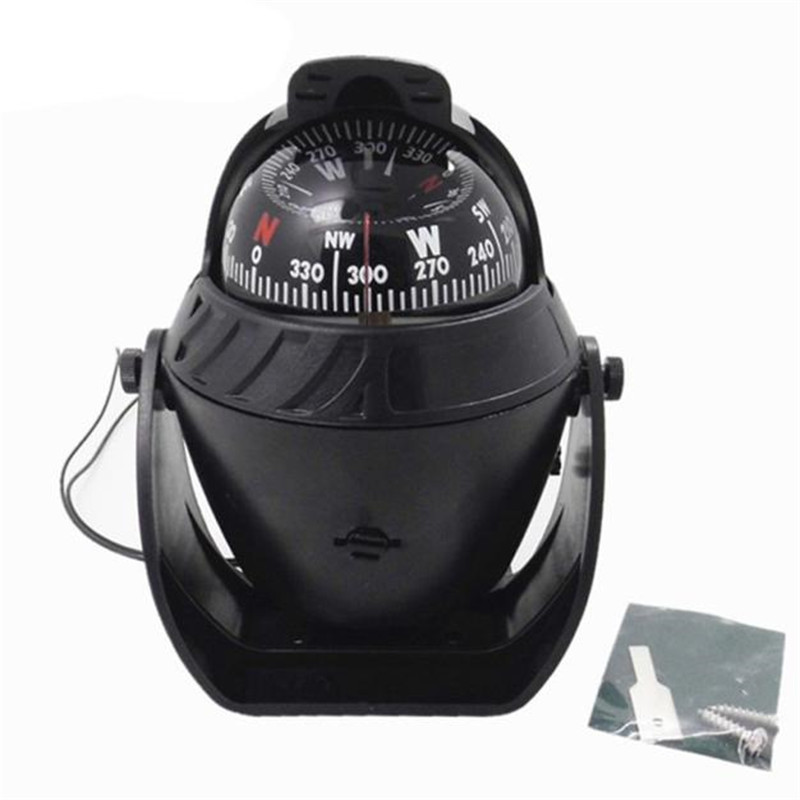 snowshine3 YLIW LED Light Sea Marine Compass Electronic Digital Compass Boat Caravan Truck    free shipping sea sailing ship boat compass silicone