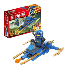 6pcs Ninjagoes Dragon Building Block Compatible With Legoingly Ninjagoes KAI JAY COLE ZANE Lloyd WU NYA GARMADON Ninja Toys