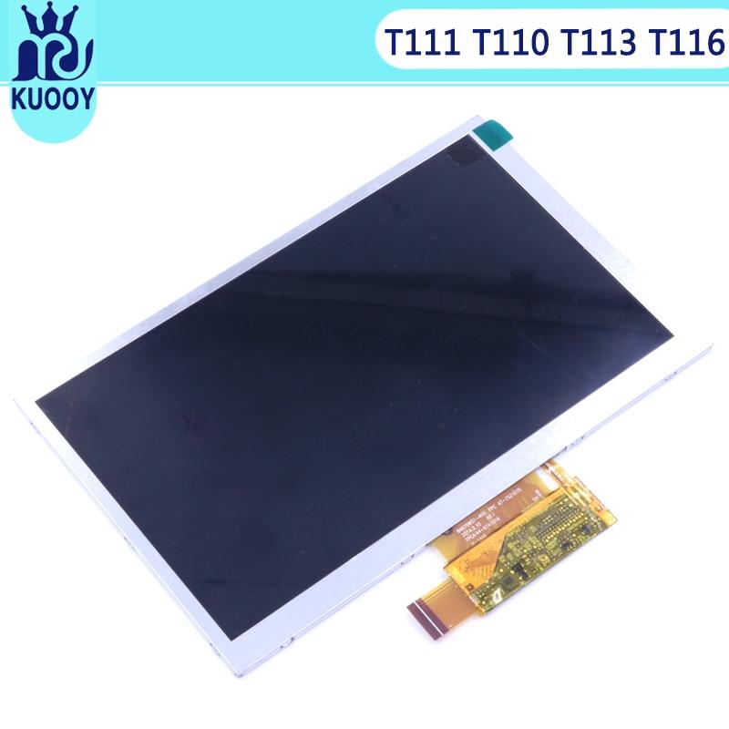 New T110 T113 T116 LCD Panel for Samsung Galaxy Tab 3 Lite T110 T111 SM- T113 SM-T116 7.0'' LCD Display Screen
