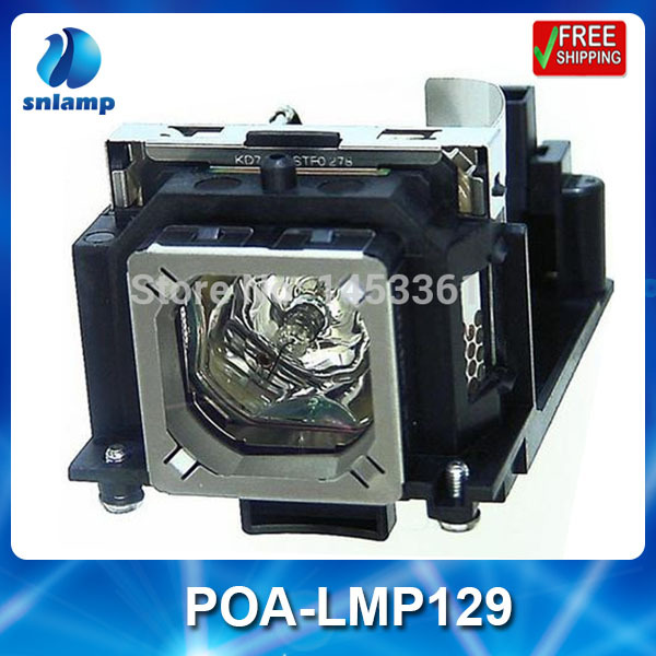 Replacement projector lamp bulb POA-LMP129/610-341-7493 for PLC-XW65 PLC-XW65KReplacement projector lamp bulb POA-LMP129/610-341-7493 for PLC-XW65 PLC-XW65K