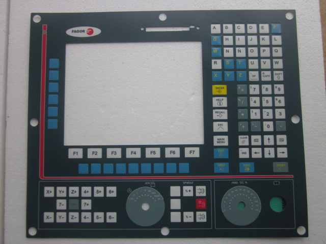 NMON-55M-11-LCD keypad membrane, Have in stock
