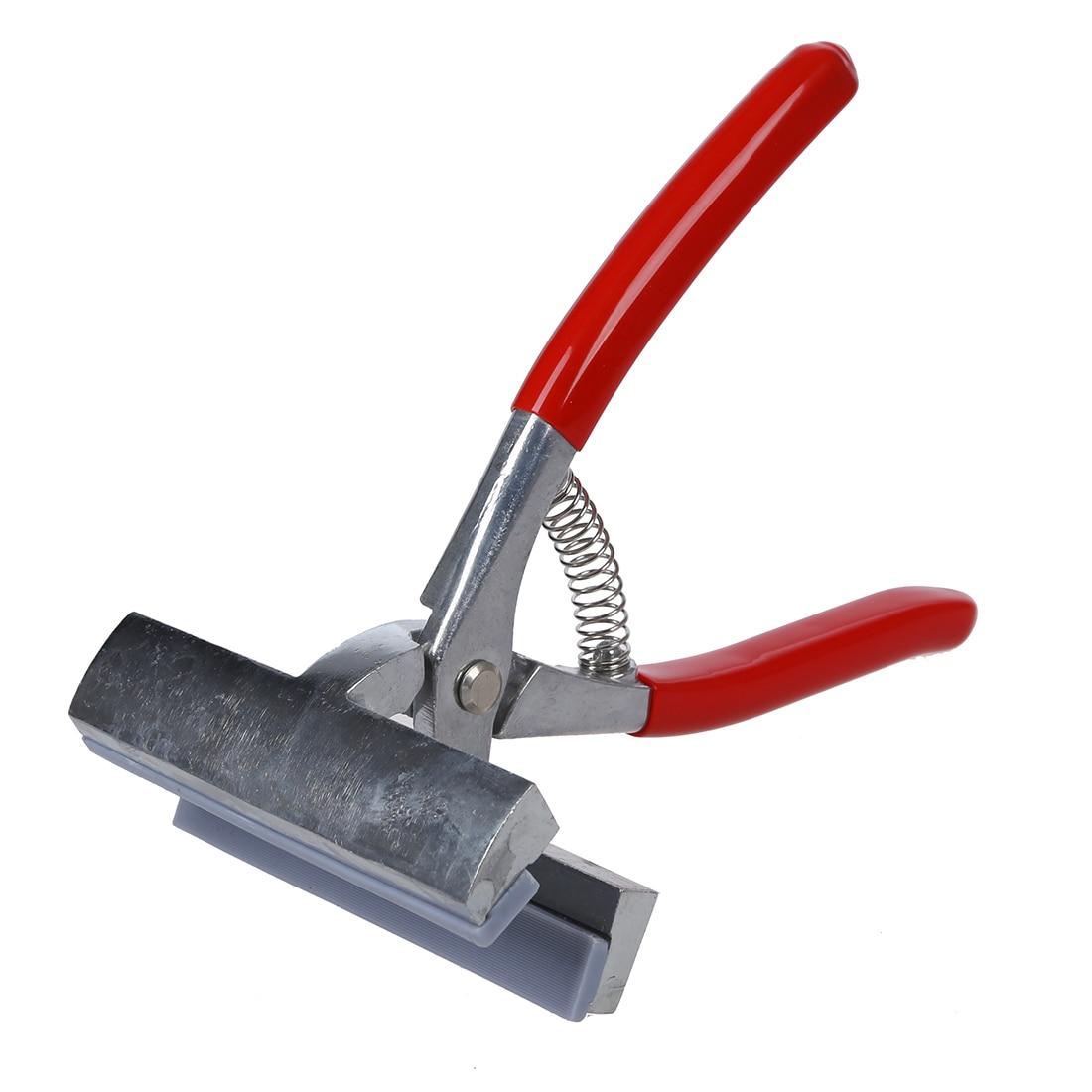 Diszipliniert Dsha Neue Heiße Aluminium Alloy Leinwand Stretching Zange Ölgemälde Zangen Rote Schaft Mit Feder Blut NäHren Und Geist Einstellen Zangen