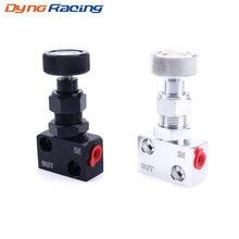 Válvula de proporção de freio ajustável prop freio viés ajustador corrida tipo alavanca para carro prop válvula de proporção de freio