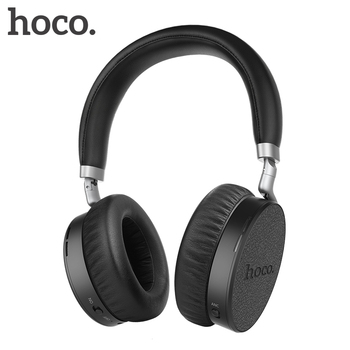 HOCO Active Noise Cancelling Wireless Bluetooth Headphones Portable Headset With Microphone for Mobile Phones and Music Call