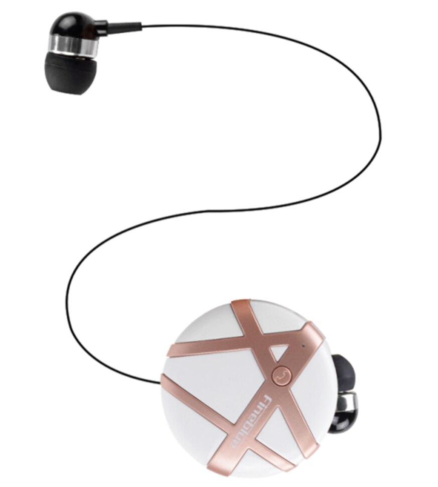 Lo nuevo fineblue fd-55 inalámbrica bluetooth a2dp auriculares manos libres auri