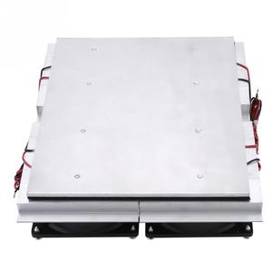 Image 2 - 240W Semiconductor Refrigeration Thermoelectric  Cold Plate Cooler with Fan