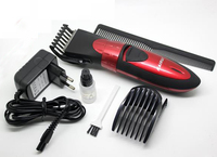 Free Shipping Waterproof Electric Hair Clipper Razor Child Baby Men Electric Shaver Hair Trimmer Cutting Machine