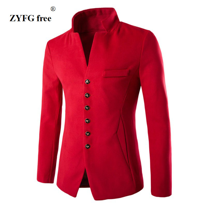 3 color optional 2017 new four seasons to wear blazer patchwork men fashion casual mens fashion brand all with a suit jacket so