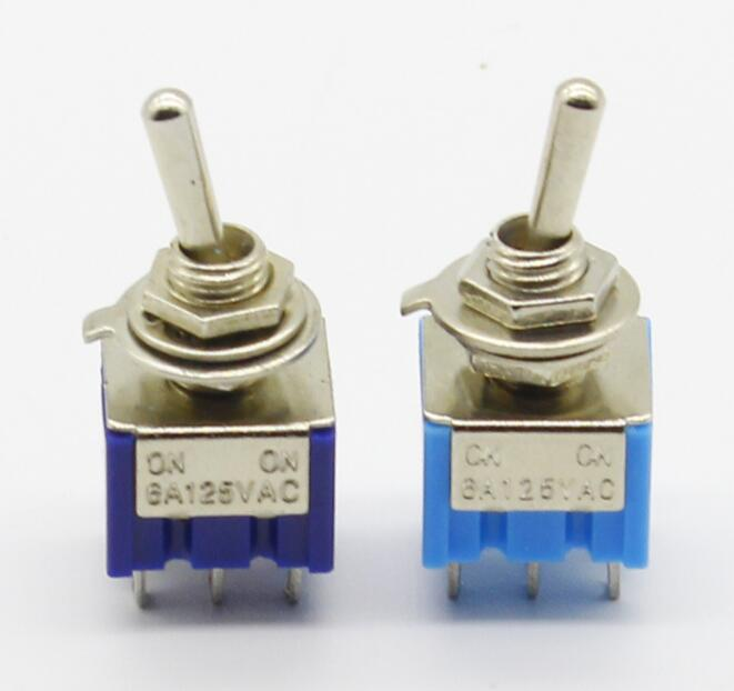 Highly Reliable Miniature Switches