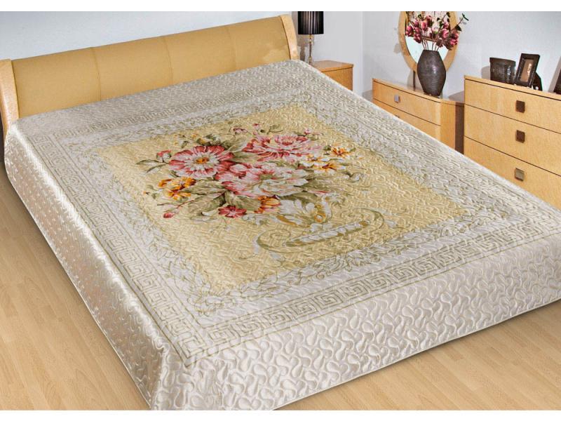 Bedspread euro-Maxi Marianna, Harp, 230*250 cm brush scraper maxi plast 51 cm